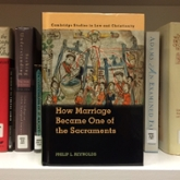 Latest in Law and Christianity Series Focuses on Marriage