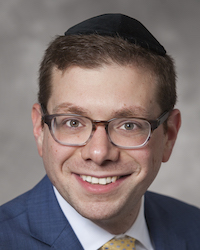 Shlomo C. Pill, Visiting Assistant Professor, Practice of Jewish, Islamic, and American Law and Religion; Candler School of Theology