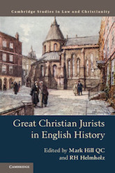 Great Christian Jurists in English History