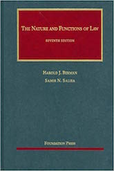 The Nature and Functions of Law,