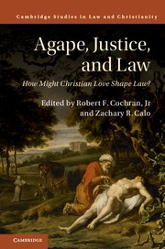 Agape, Justice, and Law: