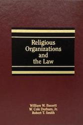 Religious Organizations and the Law