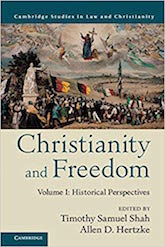 Christianity and Freedom, vol. 1