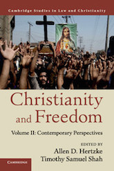 Christianity and Freedom, vol. 2
