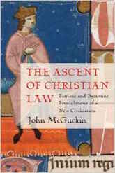 The Ascent of Christian Law: