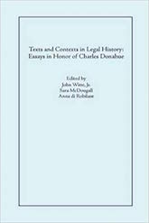 Texts and Contents in Legal History: