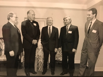 Former President Carter attends CSLR's first major conference